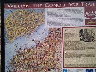 William the Conqueror Trail