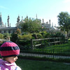Sam at the Brighton Pavilion