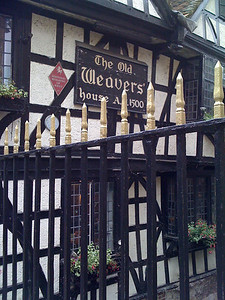The Old Weavers' House 1500