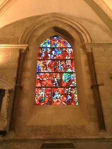 Marc Chagall window