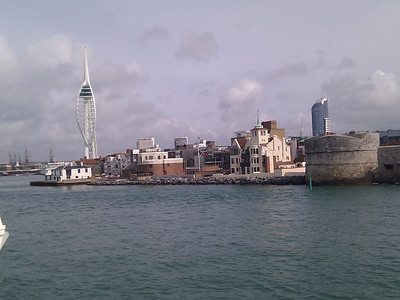 Looking back into Portsmouth