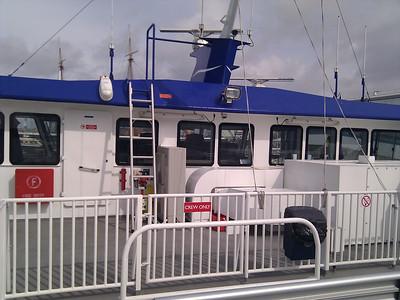 Ferry Control Center
