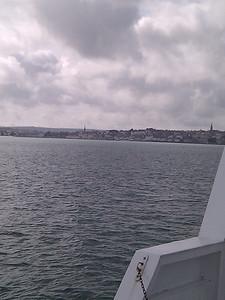 Approaching Ryde