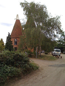 Typical Kent Oast House