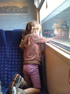 Train to Leigh