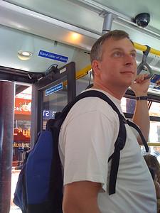 Baker Street Bus to St. John's Wood
