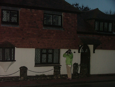 Grand-mere in Pevensey