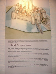 Medieval Pevensey