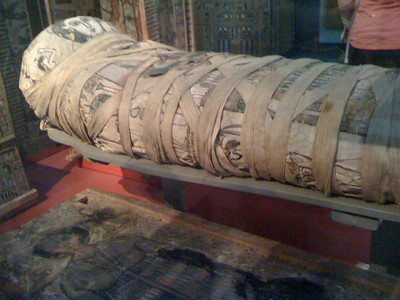 Mummy, Roman era