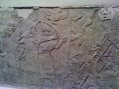 Ashurnasirpal, Assyria
