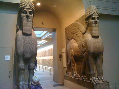 Lion Gates of Nimrud