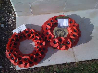 Poppy wreathes