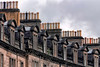 Row Houses and Chimney Stacks