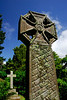 Celtic and Christian crosses - St Just, England