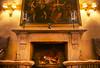Bishopstrow Fireplace Print