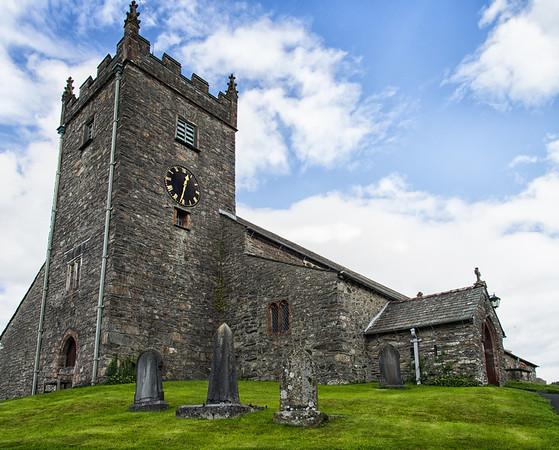 St. Michael Parish Church, Hawkshead
