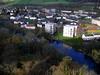 Old Kilpatrick from the Erskine Bridge.<br /> 12th November 2011