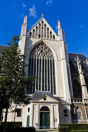 St. Rumbold's Cathedral, Mechelen, Belgium