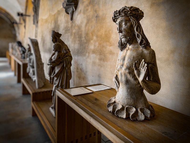 convent statuary