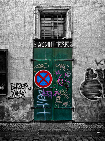 sidestreet graffiti