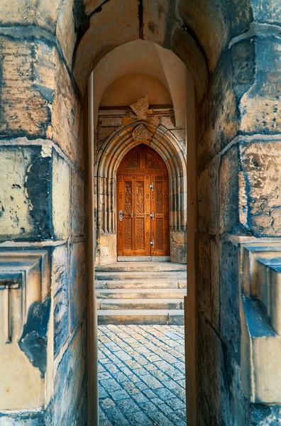 Royal Palace to St. Vitus