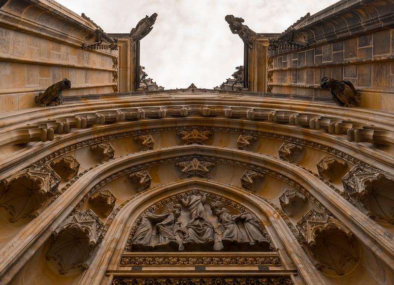 St. Vitus detail