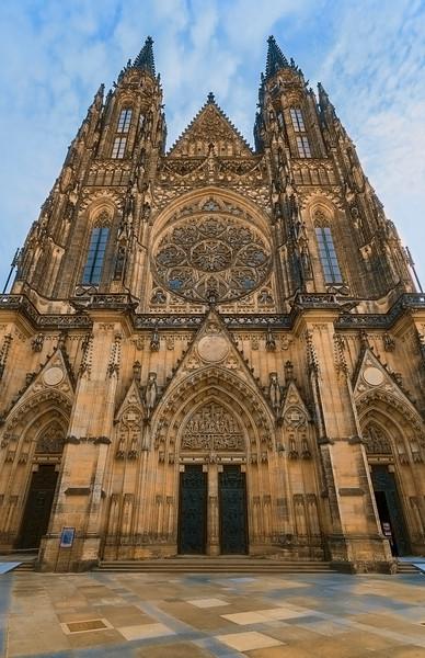 St. Vitus facade