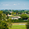 view from Blaye fortress