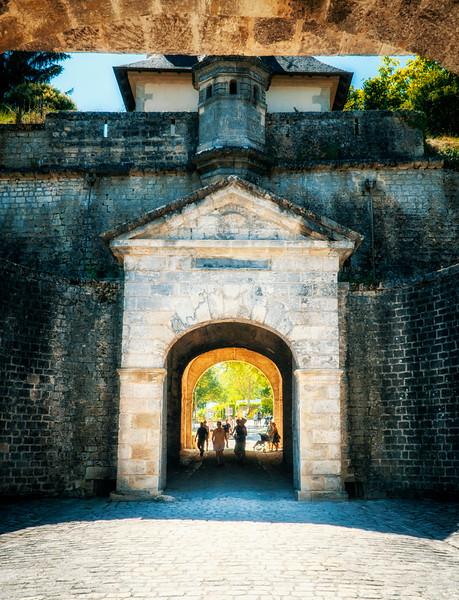 Fortress ot Blaye