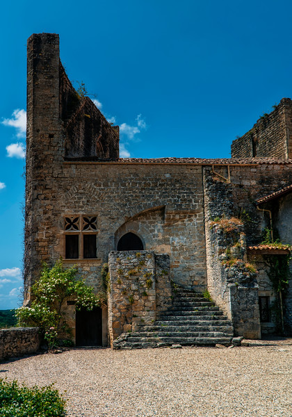 Chateau & Fort de Roquetaillade