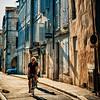 streets of La Rochelle