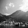 from Lake Lucerne ferry trip