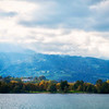 across Lake Lucerne