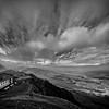 Rigi summit southward