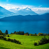 O'er Lake Lucerne