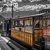 Train down toward Vitznau