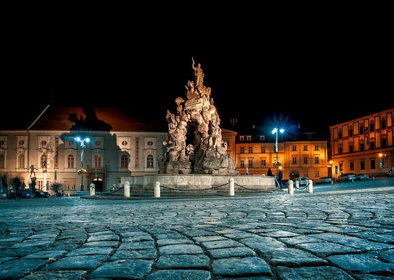 Parnas Fountain