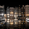 Row Houses on Damrak