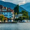 Zug and lakeside
