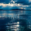 Lake Zug ripples