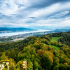 from Uetliberg's tower