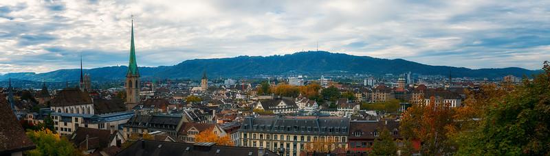Zurich Panorama