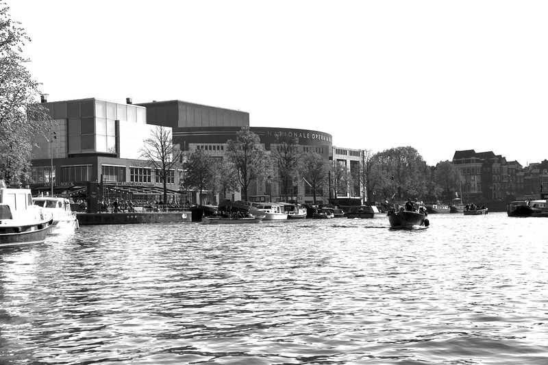 on the Amstel