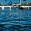 Magere Brug Bridge over the Amstel River