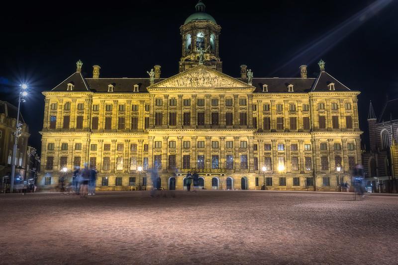 Royal Palace (Koninklijk Paleis) (front)