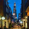 restaurants lead to Westerkerk