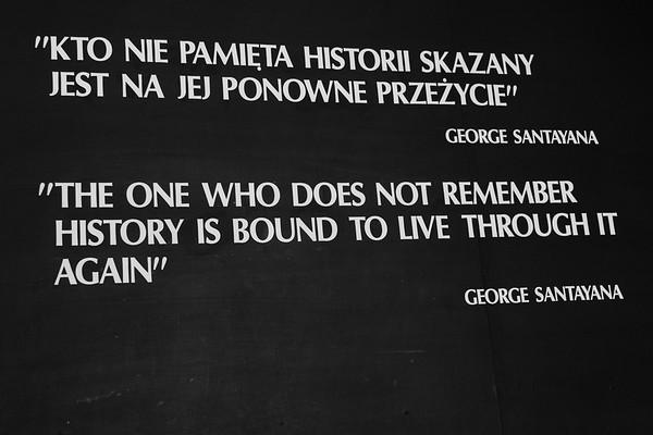 Auschwitzh-Birkenhau Memorial and Museum