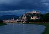 Salzburg at Dusk