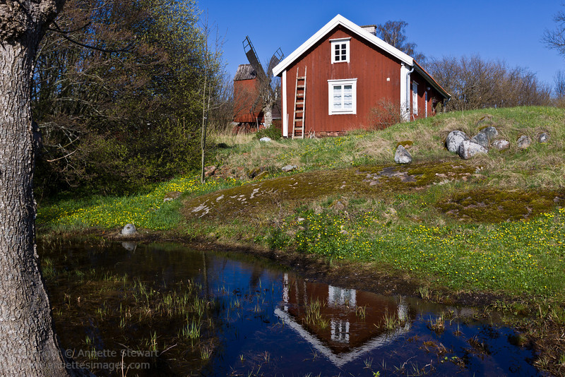 Aland farmhouse