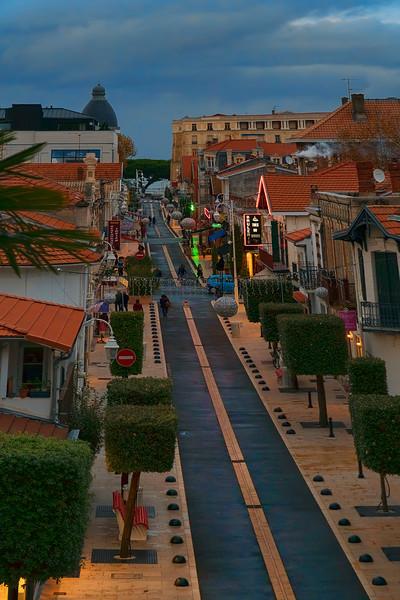 Rue du Marechal de Lattre de Tassigny